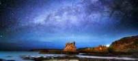 عکس های زیباترین آسمان پرستاره دنیا