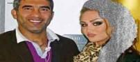 سفر بی بازگشت به ایران دروازه بان تیم ملی با همسرش (عکس)