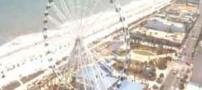 بزرگترین چرخ و فلک های دیدنی جهان (عکس)