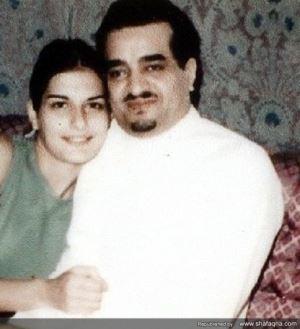 افشای جنجالی راز ملک فهد توسط  همسر مخفی اش (عکس)