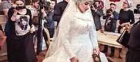 عکس های جنجالی ازدواج اجباری دختر 17 ساله
