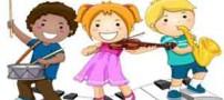 تاثیر موسیقی بر ذهن کودکان