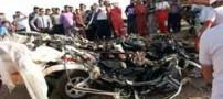 وحشتناک ترین تصادف ایران (عکس 18-)