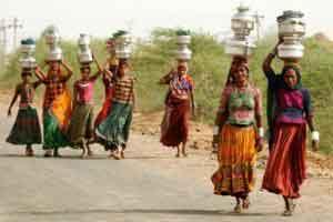 بدبخت ترین زنان دنیا (عکس)