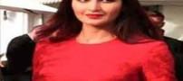 حضور پرسر و صدای ستاره زن مشهور در جشنواره کن (عکس)