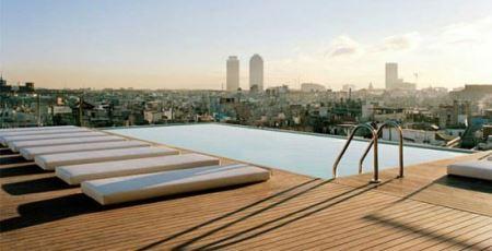 جذاب و زیباترین پشت بام های جهان (عکس)