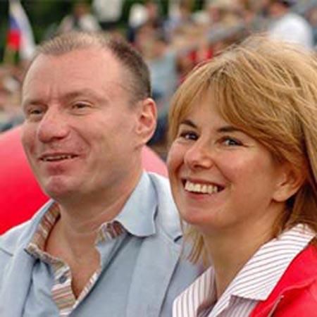 مهریه سنگین همسر ثروتمندترین مرد روسیه (عکس)