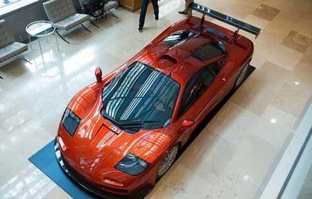 عکس های خفن از یک خودرو 12 میلیون دلاری ! wow