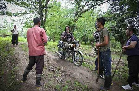 تلاش برای یافتن دو زن گمشده در جنگلهای آمل (عکس)