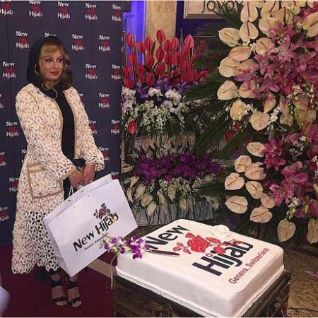 عکس های جدید بازیگران در افتتاحیه برند نیو حجاب