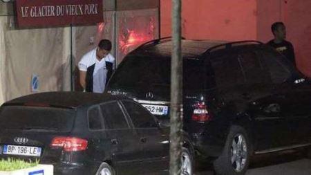 رفتار جنجالی کریس رونالدو در پاریس (عکس)