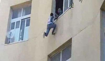 دانشجویی که با دیدن سؤالات امتحان خودکشی کرد! (عکس)