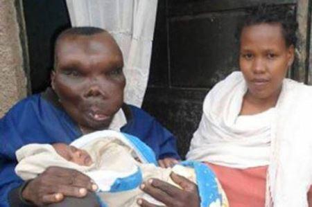 انتخاب زشت ترین مرد جهان در اوگاندا (عکس)