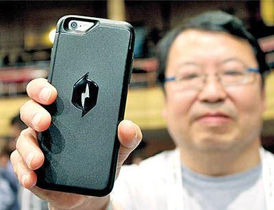 جذاب ترین وسایل جانبی موبایل را ببینید (عکس)