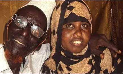 عجیب ترین ازدواج این دختر در دنیا (عکس)