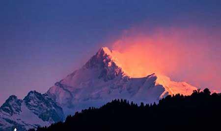 مرگبارترین کوه های جهان برای کوهنوردان (عکس)