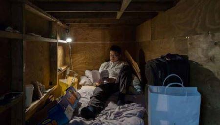 خانه های یک وجبی در ژاپن ! (عکس)