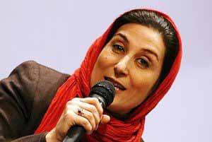 پرتره جنجالی فاطمه معتمد آریا در سازمان ملل (عکس)