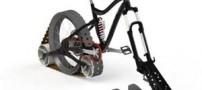 دوچرخه جالبی که به مبتدی ها فروخته نمی شود! (عکس)