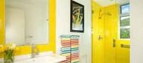 ایده های ارزان و شیک برای دکوراسیون حمام (عکس)