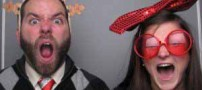 زوجی که تصمیم دارند پول را از زندگی شان حذف کنند (عکس)