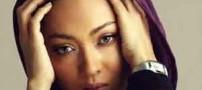 چهره سوخته خانم بازیگر مشهور در اینستاگرام (عکس)