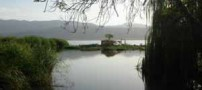 نگاهی به دریاچه افسانه ای در ایران (عکس)