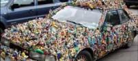 دست کاری های عجیب و جالب در طراحی خودرو