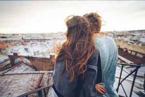 عکس های عاشقانه دو نفری و رمانتیک