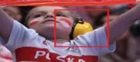 حرکت جالب لهستانی ها در آزادی (عکس)