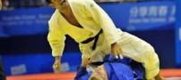 عاقبت دردناک رامین صفویه قهرمان المپیک جودو  (عکس)