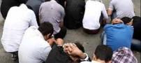 دستگیری 92 دختر و پسر روزه خوار در تبریز
