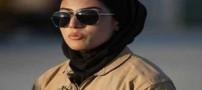 اولین خلبان زن زیبای جهان (عکس)