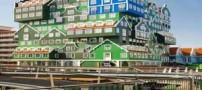 عجیب و غریب ترین هتل های جهان (عکس)