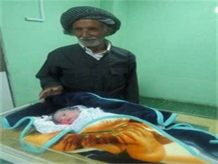 پیرمرد 101 ساله ای که پزشکان را به چالش کشید (عکس)