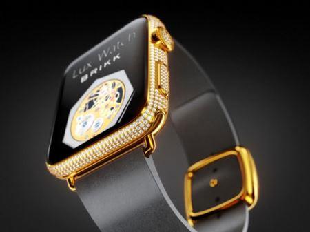 لوکس ترین ساعت مچی های اپل (عکس)