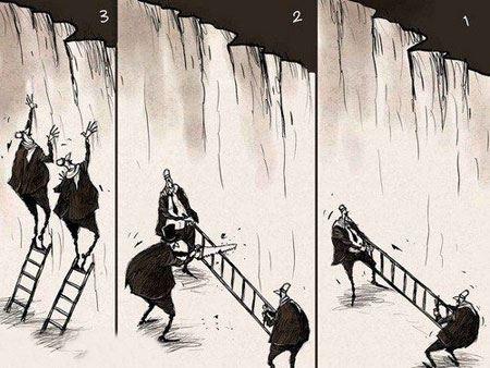 کاریکاتورهای مفهومی و بسیار جالب