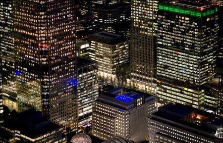 شب های دیدنی و لذت بخش لندن (عکس)