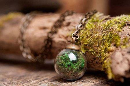 جواهرات جادویی و دیدنی لیتوانیایی (عکس)