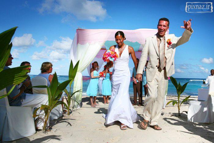 عکسهای ازدواجهای عاشقانه