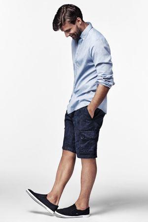 مدل لباس های شیک مردانه تابستان 2015