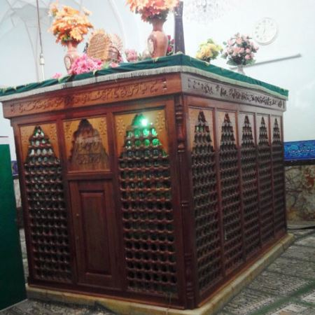 قدیمی ترین مسجد زیبا در ایران (عکس)