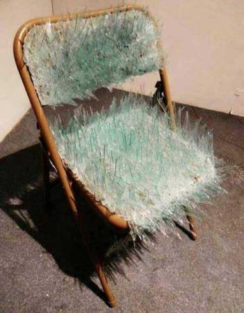 عکس های طنز، بیا بشین این جا عشقم ...