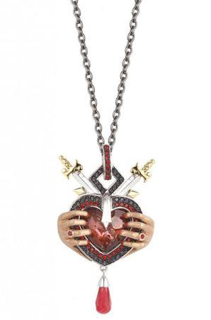 کلکسیون دیدنی جواهرات هفت گناه کبیره !! (عکس)