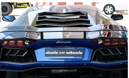 سریع و زیباترین ماشین دنیا در تهران (عکس)