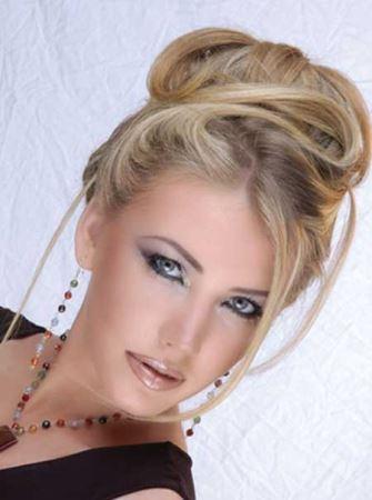 شیک ترین مدل موهای زنانه و مجلسی