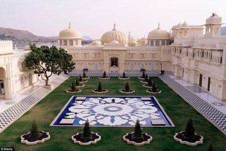 نمایی از بهترین و زیباترین هتل جهان (عکس)