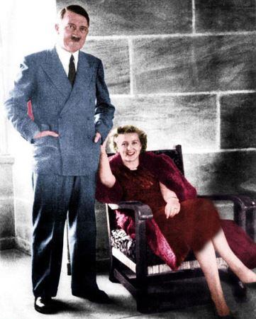 وقابع بسیار خواندنی روز آخر زندگی آدولف هیتلر (عکس)