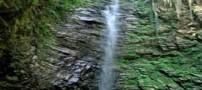 زیبا و بلندترین آبشار ایران (عکس)
