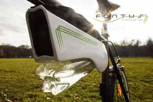 بطری جالبی که هوا را به آب تبدیل می کند! عکس